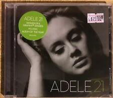 Adele - Adele : 21 [CD New] Brand New & Sealed