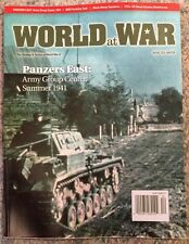 World At War Panzers East Army Group Center Dec 2015 FREE SHIPPING!