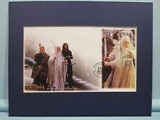 Lord of the Rings featuring Gandalf the Grey & First Day Cover of his own stamp