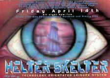 HELTER SKELTER - TECHNOLOGY ORIENTATED LEISURE SYSTEM (TECHNODROME CD'S)