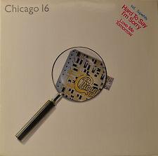 """CHICAGO - 16  12""""   LP  (O361)"""