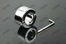 Stainless Steel Ball Weights 600g Stretcher Chastity testicle stretcher Bondage