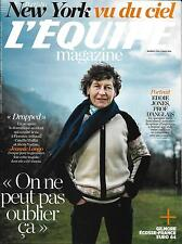 L'EQUIPE MAGAZINE N°1756 12/03/2016  LONGO/ NEW YORK/ EDDIE JONES/ ATHLETISME