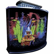GloFish 29045 Aquarium Kit with Blue LED light, 5-Gallon New
