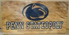 LATE-FOR-THE-SKY - ORIGINAL PENN STATE-OPOLY - FACTORY SEALED - NEW - RETIRED!