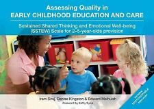 Assessing Quality in Early Childhood Education and Care : Sustained Shared...