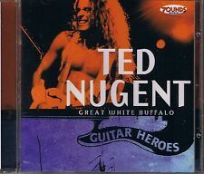 Nugent, Ted Great White Buffalo Guitar Heroes Vol. 2 (Best of) Zounds CD