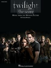 Twilight - The Score: Music from the Motion Picture (Piano Solo Songbook) (Pvg)