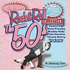 The Ultimate Rock & Roll Collection: The 50's by Various Artists ELVIS