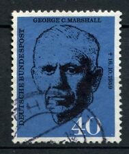West Germany 1960 SG#1258 Gen. George Marshall Used #A31696