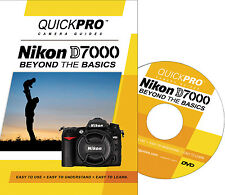 QUICKPro Training DVD Nikon D7000 - Beyond the Basics  NEW  Free US Shipping