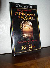 Windows of the Soul by Ken Gire (2 Cassettes, 1996)