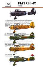 Hungarian Aero Hungarian Aero Decals 1/48 FIAT CR-42 Italian WWII Fighter Part 2