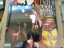 Enter the Wu-Tang (36 Chambers) [LP] by Wu-Tang Clan (Vinyl, Nov-1993,...