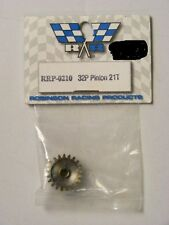 RRP #0210 21 TOOTH 32 PITCH ALLOY PINION GEAR( 21T -32P) : MULTIPLE VEHICLES