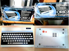 ORIC 1 Oric-1 ordenador 8 bits , raro con caja  (epoca Spectrum Atari MSX C64.)
