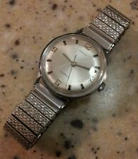 "vintage 1968 Timex Marlin waterproof men's watch "" PRISTINE CONDITION"""