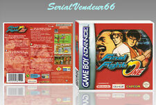 "BOITIER DU JEU ""FINAL FIGHT ONE"", GAME BOY ADVANCE, FR. SANS LE JEU."