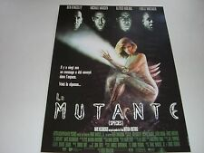 AFFICHE PROMO VIDEO CLUB--LA MUTANTE--KINGLESY/MADSEN/MOLINA/WHITAKER