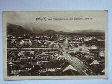 VILLACH Villaco Gorlitzen Austria old postcard AK