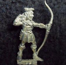 1989 Wood Elf MM80 WE 8 Marauder Elven Army Silvan Warhammer Citadel AD&D Metal