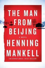 The Man from Beijing by Henning Mankell (2010, Hardcover)