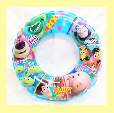 55cm Disney Toy Story Cartoon Swimming Ring Buoy with Safety Valve (+ FREE GIFT)