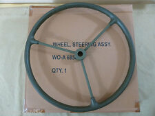 US WILLYS JEEP FORD GPW MB M201 WHEEL STEERING ASSY LENKRAD  *NEU*