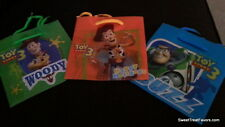 Toy Story 3 Party Gift Birthday Decoration BAGS Favors x12 Loots Woody Buzz Kids
