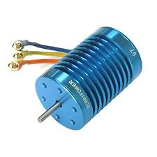 Hobbypower 3650 540 9T 4400KV Brushless Motor for 1/10 1/12 RC Car Truck