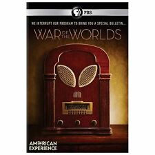 American Experience: War of the Worlds (DVD, 2013)