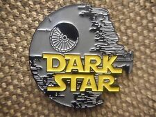 """ON SALE """"Dark Star"""" Pin FREE SHIPPING (Heady Grateful Dead Cover Band Hat Pins)"""