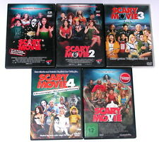 DVD: Sammlung SCARY MOVIE 1-5 (1 + 2 + 3 + 4 + 5) / Komplett Deutsch