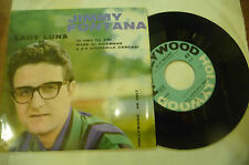 "JIMMY FONTANA""LADY LUNA- disco 45 giri HOLLIWOOD It 1961"" SANREMO"