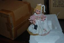 Mary Had A Little Lamb Madame Alexander Figurine New