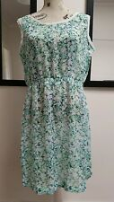 Bnwt esprit silk dress