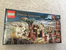 LEGO 4182 Pirates of the Caribbean buidling set The Cannibal Escape Jack Sparrow