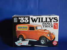 '33 Willys Panel Truck AMT Model Kit ~ 1/25 scale