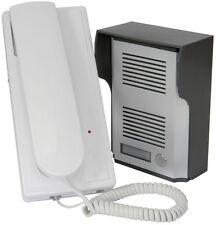 Wireless Door Intercom / Door Phone Easy Install Provides Security to Elderly