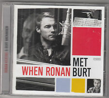 RONAN KEATING - when ronan meat burt CD
