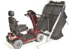 Mobility scooter canopy
