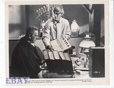 Boris Karloff John Dierkes VINTAGE Photo A And C meet Dr Jekyl And Mr Hyde
