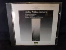 Detlev Müller-Siemens - Schubert-Variationen / Under Neonlight 1 / Konzert ...