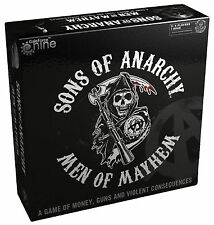 Sons of Anarchy - Men of Mayhem - A Game of Money, Guns & Violent Consequences