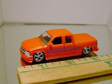 JADA 2000 CHEVY SILVERADO LOWRIDER PICKUP TRUCK RUBBER TIRE LIMITED EDITION