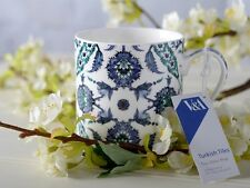 V&A Turkish Painted Tiles FINE CHINA MUG