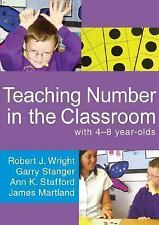 Teaching Number in the Classroom with 4-8 year olds Math Recovery