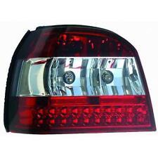 Coppia fari fanali posteriori TUNING VW GOLF III 91-97 LED 3/5 pt rosso cromati