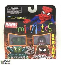 Marvel Minimates Series 30 Vault Guard & Ultimate Spider-Woman Variant