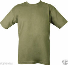 MENS BOYS MILITARY CAMOUFLAGE CAMO T SHIRT ARMY COMBAT FANCY DRESS T SHIRTS TOP